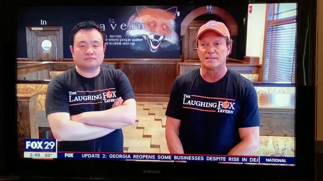 The Laughing Fox Tavern On Fox News