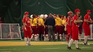 Highlights: NSU Softball vs Minot State 4/17/19