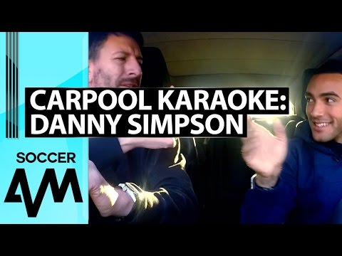 Is Danny Simpson the next Justin Bieber? - Carpool Karaoke