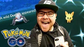 ANOTHER GEN 5 SHINY CATCH & REGIONAL POKÉMON! [Pokémon GO]