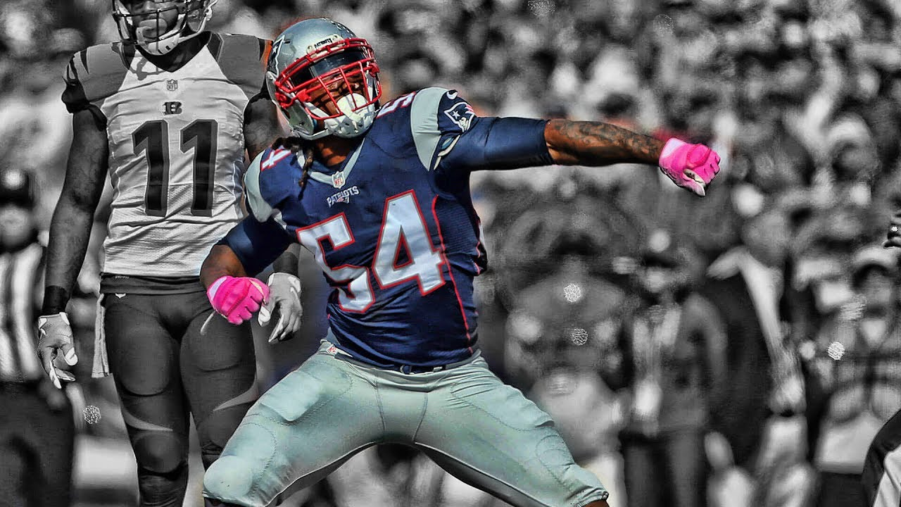 "Dont a Hightower ""Boomtower"" 2016 17 Patriots Highlights"