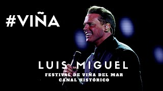 Luis Miguel - Suave -  (en Vivo HD)  Festival de Viña 2012 #VIÑA #LUISMIGUEL #VIÑA #CHILE