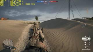 Battlefield 1 Bottleneck i5-4690(K) + GTX 1060 Ultra 1080p [Suez Map]