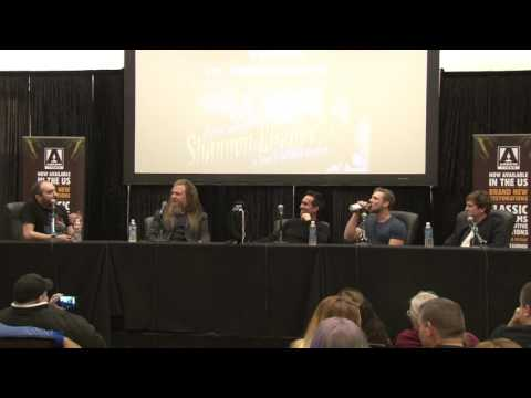 Bates Motel Panel at Texas Frightmare Weekend 2017