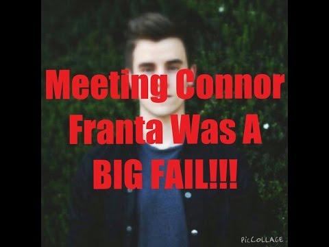 Meeting Connor Franta Was a Big Fail