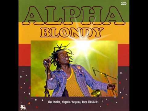 Alpha Blondy   -  Afrika   Cheik Amadou Bamba Vocal  2006