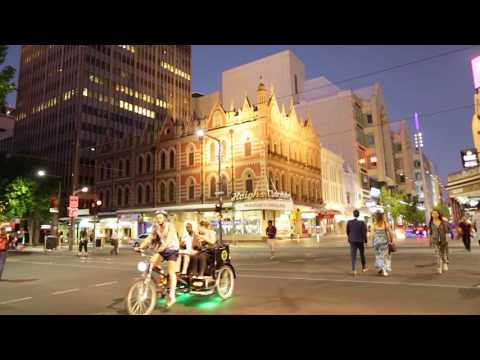 How is to work in Adelaide? Watch Vivek's Experience