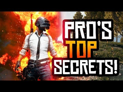PUBG PRO SHARES HIS TOP STRATEGY TIPS!