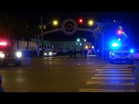 Two Chicago Police Officers Shot in The Back of the Yards