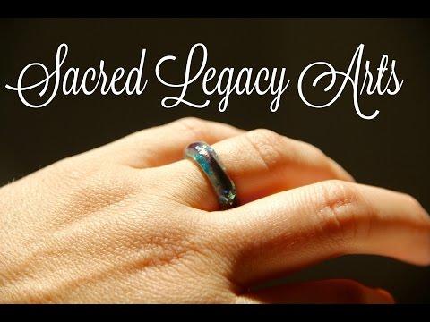 Sacred Legacy Arts | DNA Keepsake Jewelry Review
