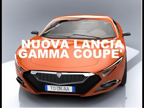 NEW LANCIA GAMMA COUPE'
