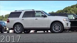 2017 Ford Expedition Platinum Review in 4K !