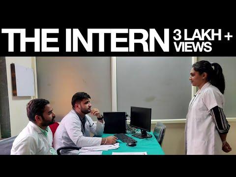 THE INTERN | Internship at a medical school 101| A short sketch