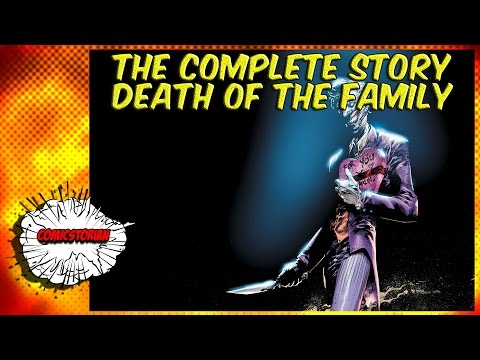 Death of the Family (Batman) - Complete Story