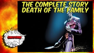 Death of the Family (Batman) - Complete Story | Comicstorian thumbnail