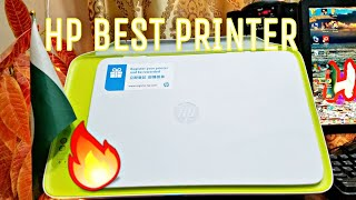 HP DESKJET 2130 All In One Printer Unboxing & Review