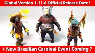 Baixar Global Version 1.11.6 Release Date + Brazilian Carnival Event! Last Day On Earth Survival