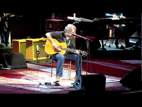 Eric Clapton - Still Got The Blues. Royal Albert Hall, London. 24/05/11 (HD)