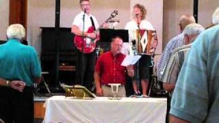 St John Lutheran 2010 Polka Fest Ely Iowa.wmv