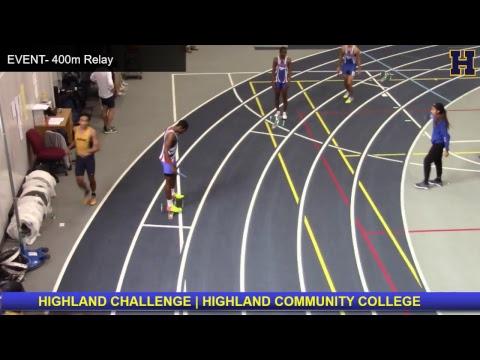 Highland Challenge- Highland Community College Indoor Track & Field Meet