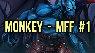 Monkey Business vs MFF (Monkey Freedom Fighters) Dota 2 Highlights The defense 2015 Game 1