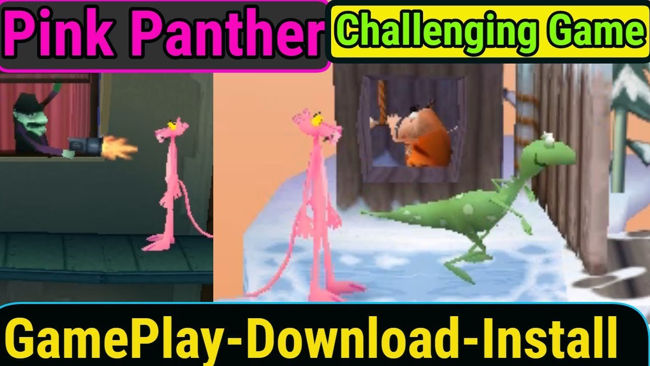 Pink panther for android apk download.