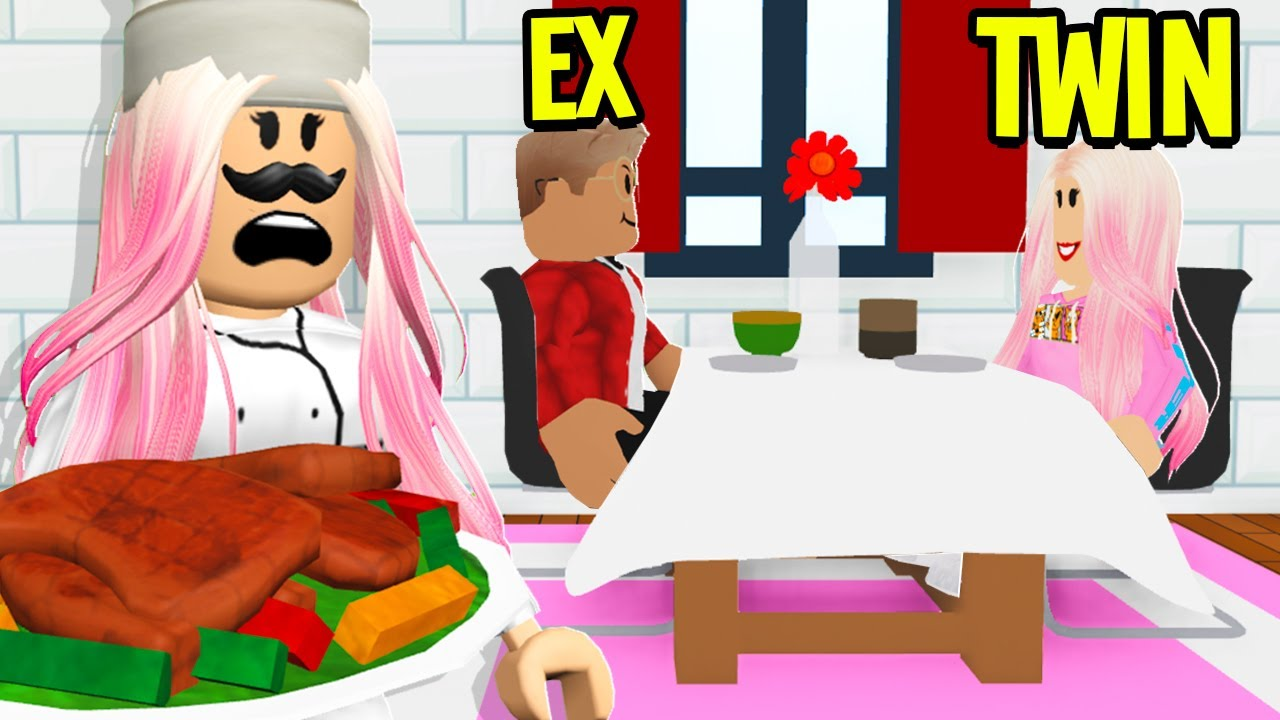 My Ex Is Dating My EVIL TWIN.. I Spied On Them! (Roblox Adopt Me)