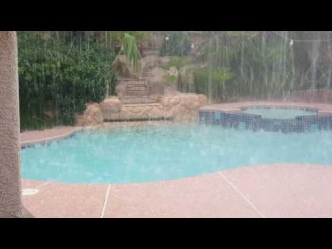 Las Vegas hailstorm June 30, 2016 - MUST SEE OMG