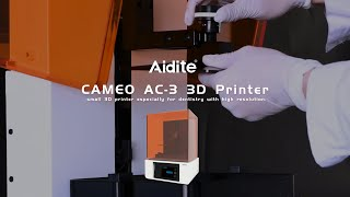 CAMEO AC-3 3D Printer