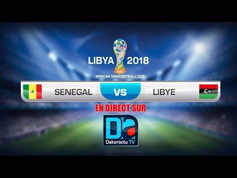 [REPLAY] Demi finale Coupe d'Afrique de mini-Foot à Tripoli : Revivez le match Libye -Sénégal