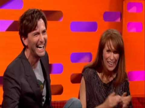 The Graham Norton Show 9x01 - Catherine Tate, David Tennant, Josh Groban (15 Apr 2011) Part II