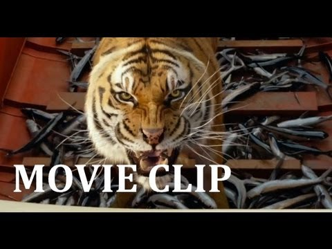 Life Of Pi: Flying Fish Movie Clip | Paradise | Coldplay