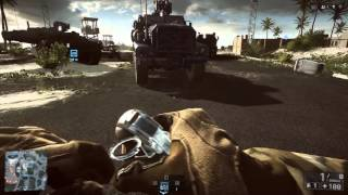 Battlefield 4 secret revealed in the test range