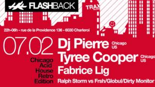 FlashBack Chicago Edition: Dj Pierre (live set)