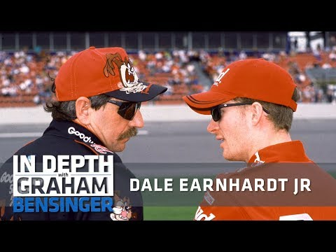 Dale Earnhardt Jr: I disappointed my dad Dale Sr