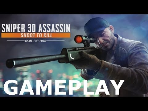 Sniper 3D Assassin: Free To Play | PC Gameplay
