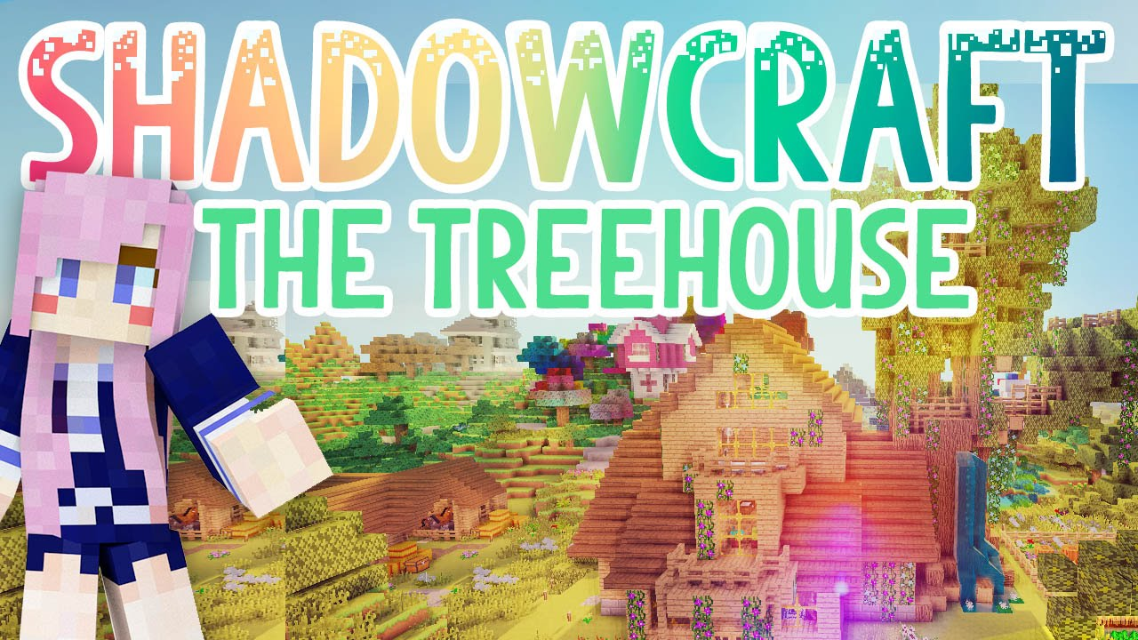 How Too Build Ldshadowlady S House In Minecraft