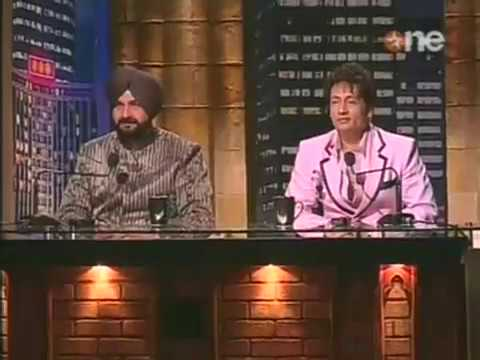 Sudesh Lehri In Laughter Challenge Part - 1