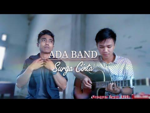 SURGA CINTA - ADA BAND (cover) by Munir Fingerstyle ft. SANTOSO