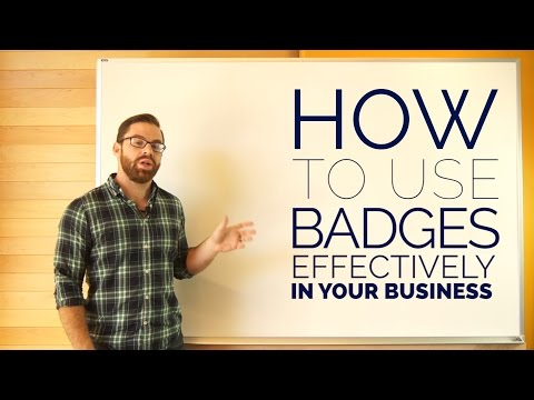 Gamification Examples: Badges