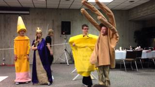 Summit Middle School 2014 Odyssey of the Mind World Finals