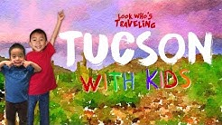 Arizona-Sonora Desert Museum, Pima Air, Children's Museum (Tucson with Kids): Look Who's Traveling