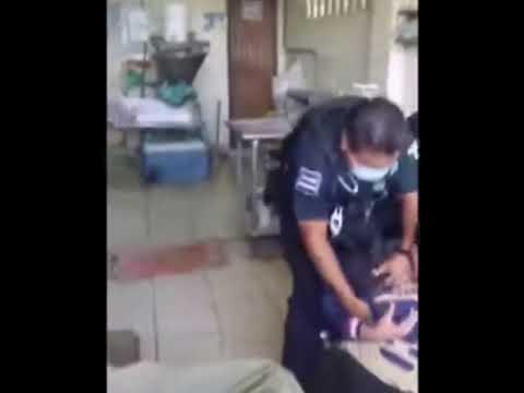 Exceso de fuerza detención Tijuana