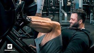 Complete Leg Workout For Mass | IFBB Pro Regan Grimes