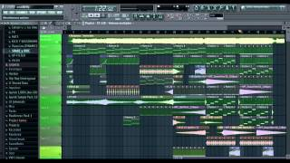 Borgeous - Invincible Fl STUDIO REMAKE + FREE DOWNLOAD