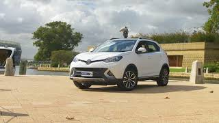 Imagination Media Web | Zoom Test Drive - MG GS Promo
