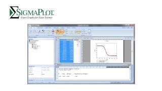 Introduction to SigmaPlot Version 12