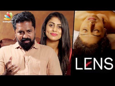 Actresses are victims of hidden cams too : Ashwathy Lal, Jayaprakash Lens Movie Interview