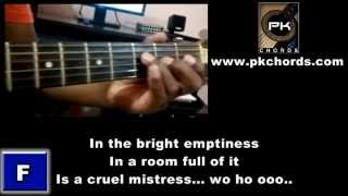 Tune Mere Jana | Emptiness-Karaoke and Chords