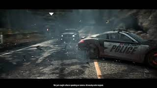 Need for Speed Porshe 911 Cop Gamplay